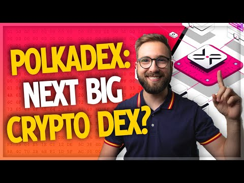 Polkadex: A Substrate blockchain + decentralized exchange with huge potential!