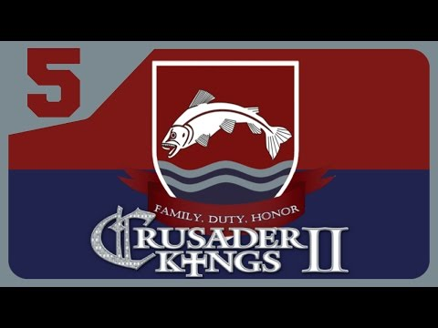 Crusader Kings II Game of Thrones - Tully Power #5 - Thorne |