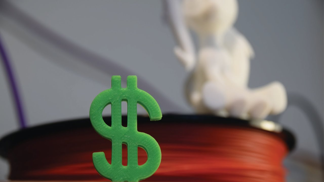 Make Money with 3D Printing! - 2015 - YouTube