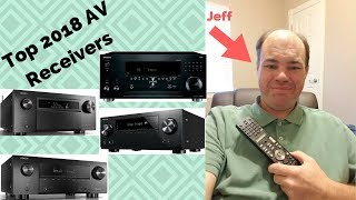 Top 2018 AV Receivers Reviewed. Best Home Theater Receivers of 2018