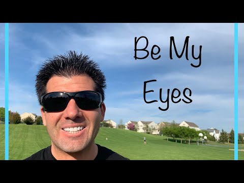Be My Eyes App: Demonstration And Review. An App For Blind, Low Vision, And Visually Impaired