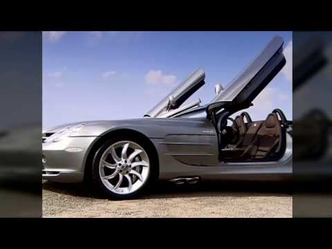 MERCEDES-BENZ SLR Mclaren Roadster.