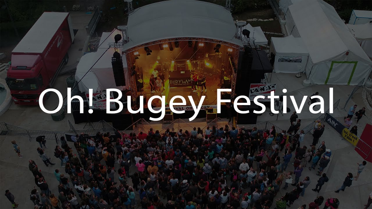 Oh! Bugey Festival 2018