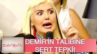 Zuhal Topal'la 41.Bölüm (HD) | Yağmur'dan Demir'in Talibine Sert Tepki!