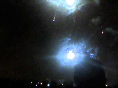 Wanstead Flats Fireworks Display Nov 2010