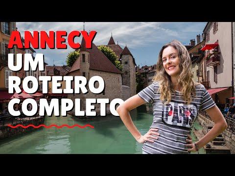 ANNECY, A Veneza dos Alpes | O que fazer na França #2