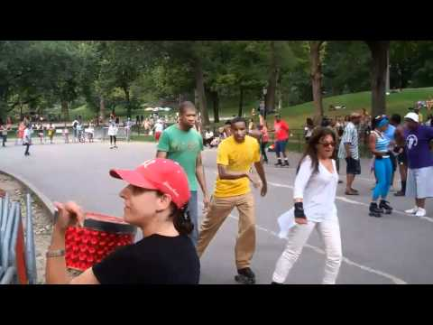 """Labor Day 2011 Mash-Up, """"Bounce Rock Skate Roll"""""""
