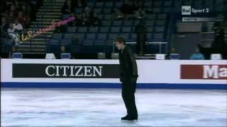 Europei Sheffield 2012 MEN SP -11/29- Viktor PFEIFER - 26/01/2012