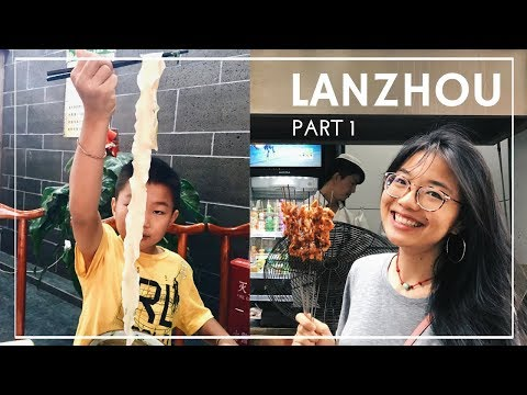 CHINA VLOG #1 | LANZHOU PART 1 | REUNITED WITH MY FAMILY, HAND PULLED NOODLES, DUMPLINGS
