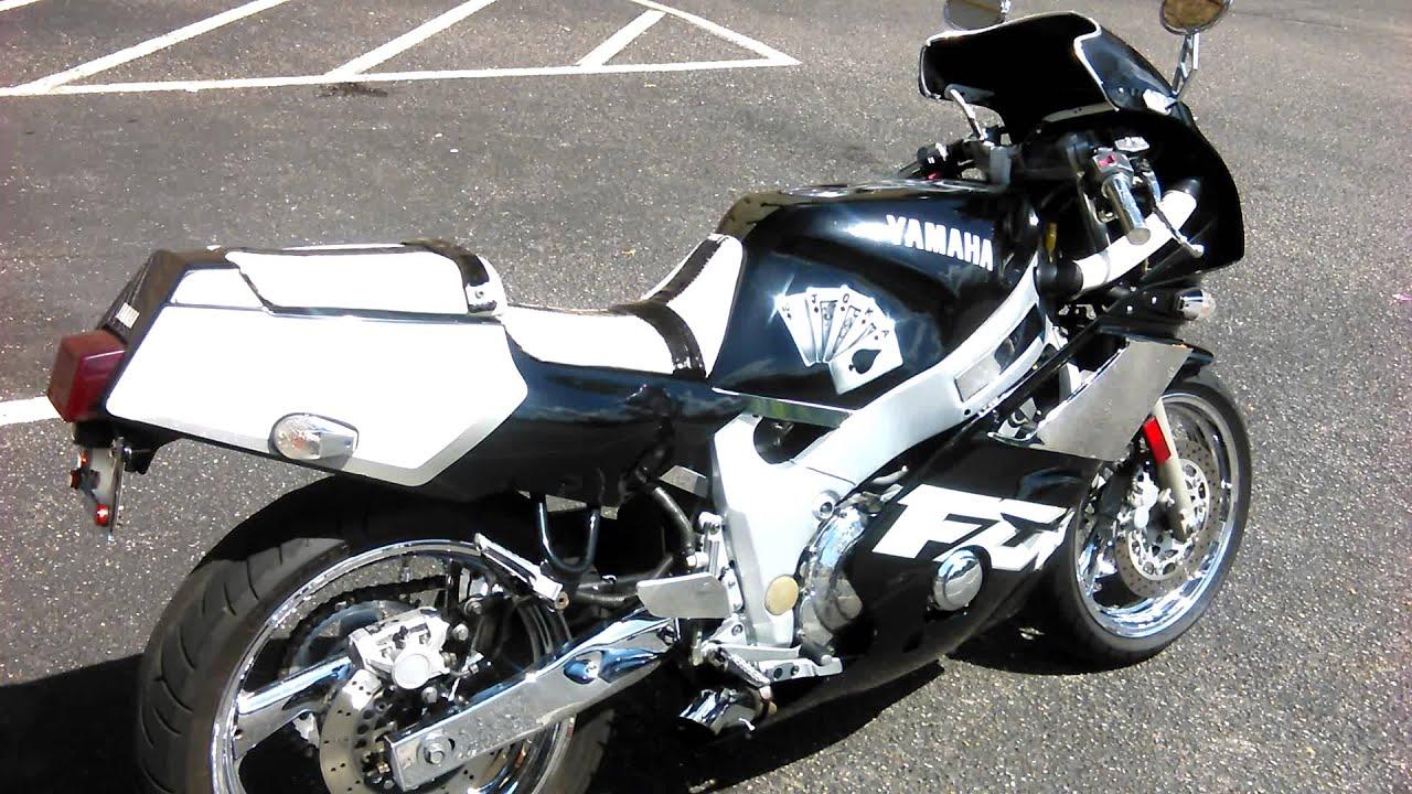 1998 Yamaha Fzr 600 Custom Chrome Youtube