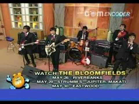 The Bloomfields @ Unang Hirit Part 1