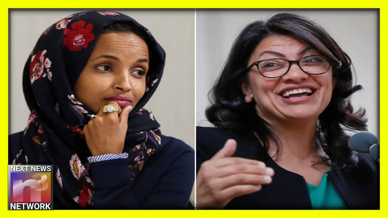 Rashida Tlaib Absolutely LOSES It During Press Conference, Starts BALLING For Dramatic Effect