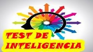 Test de Inteligencia Gratis