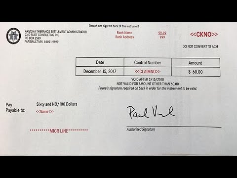 VIDEO: AG says thousands of Arizonans to receive refund checks