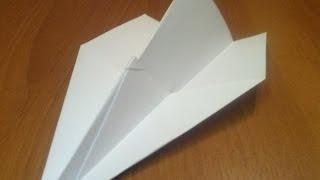 Cum sa faci un avion de hartie