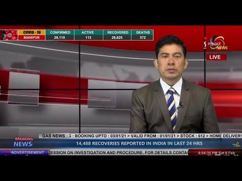 Impact News Manipuri Bulletin  06 FEBRUARY 2021