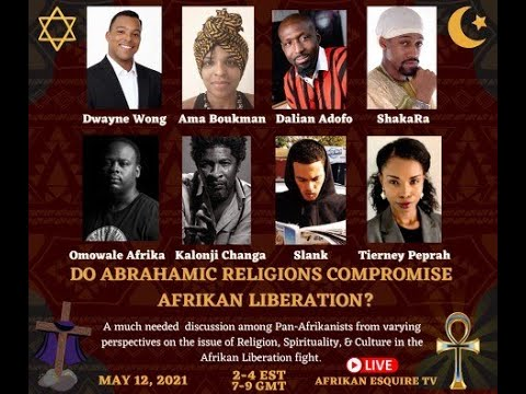 Do Abrahamic Religions Compromise Afrikan Liberation?