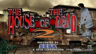 The House of The Dead 2 OST : Boss theme músic Extended arcade versión