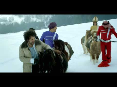 Jil Is Lucky - The Wanderer (Official Video) - Lyrics