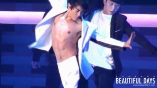 [full fancam] 101226 SHINee Minho solo - Oh my gosh @ SHINee 1st Concert in Japan