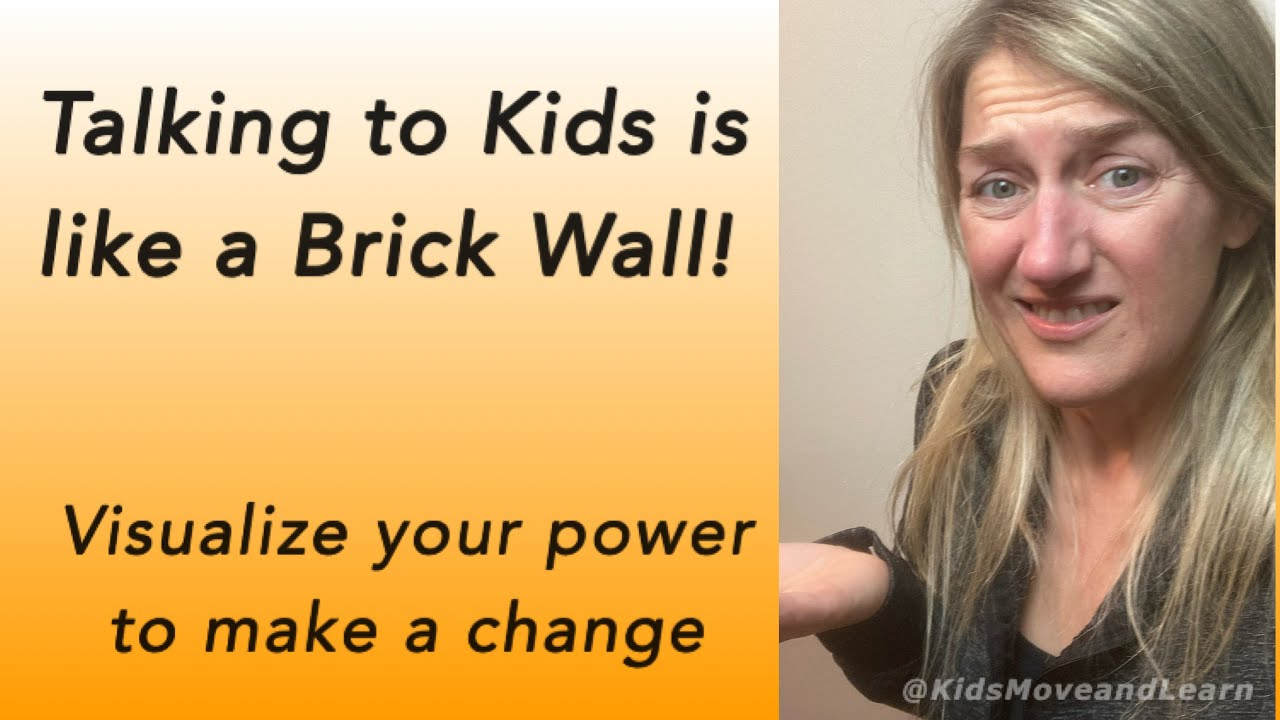 What Do Kids and a Brick Wall Have in Common?