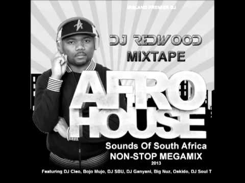 AFRO-HOUSE   S/A HOUSE MUSIC MIX 2013    DJ REDWOOD