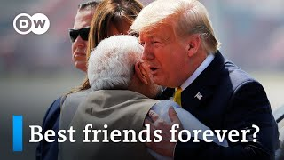 Trump's India visit sparks mixed emotions in Gujarat | DW News