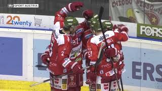 Highlights: EBEL, 29. Runde: HCB Südtirol Alperia – HC Orli Znojmo 4:3