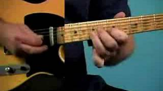Guitar Lessons Online - Free Blues Lesson Video