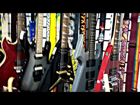 GUITARs IN CHEAP | Electric, Bass, Acoustic | Musical Instru