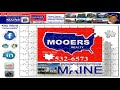 Maine Land For Sale | 143 Acres, Patten ME Homes With VIEW! MOOERS REALTY #8763