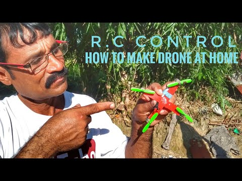 how-to-make-a-drone-||-at-your-home-||-only-5-minutes||-very-easy-process||