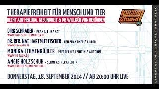 Therapiefreiheit für Mensch und Tier - Recht auf Heilung & die Willkür von Behörden | KT 99