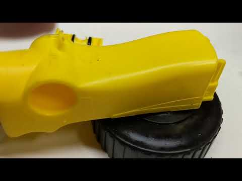 Hudson 2100 hose end sprayer problems