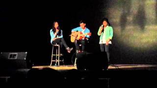 FACT 2015 Variety Show- Pauline, Nikko, and Jackie