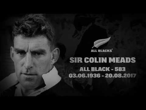 Colin Meads - All Black