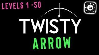 TWISTY ARROW 🏹 (LEVELS 1 - 50)