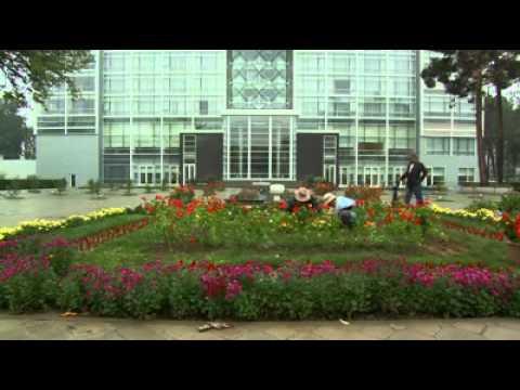 HH the  Aga Khan Inaugurate Dushanbe Serena Hotel -
