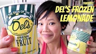 Del's Frozen Lemonade   Thirsty? #18