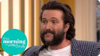 Emmet J. Scanlan on Playing a Transgender Child's Dad in Butterfly | This Morning