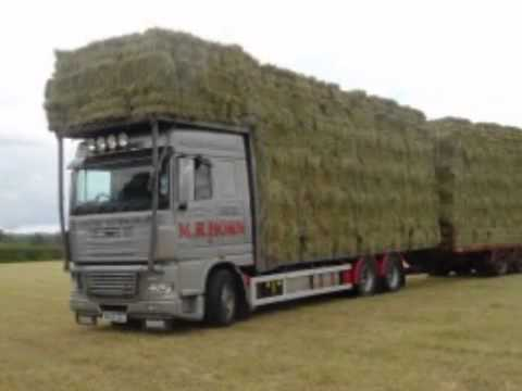 Hay & Straw Suppliers - M R Horn