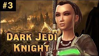 SWTOR Dark Side Jedi Knight Storyline - Slapping Ranna Tao'ven #3