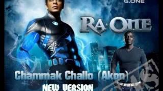 Ra One- Chammak Challo New Version