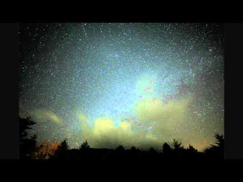 沈む冬の星座 / Time Lapse 2011 Feb 03 Amagikogen