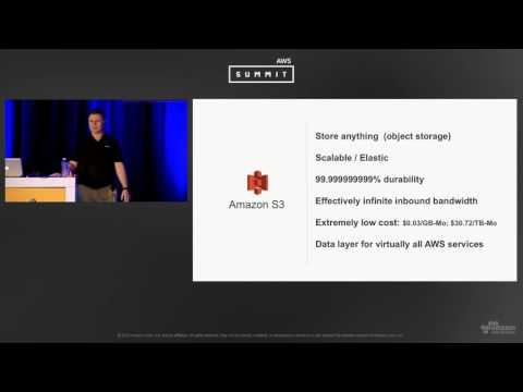 AWS Summit Series 2016 | Santa Clara - Interactively Querying Large-scale Datasets on Amazon S3