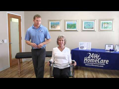 Physical Therapy Exercises for Seniors: Chair Exercises for the Upper Body 24Hr HomeCare