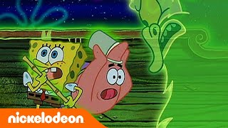 SpongeBob SquarePants   Tim hantu   Nickelodeon Bahasa