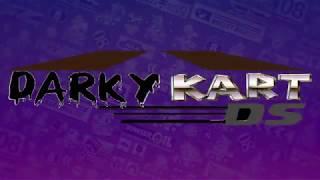 Darky Kart DS Anouncement Trailer - Hack Rom Mario Kart DS