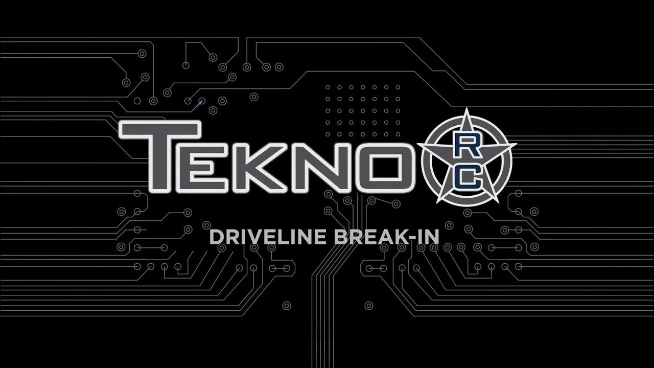 Tekno RC Differential Building