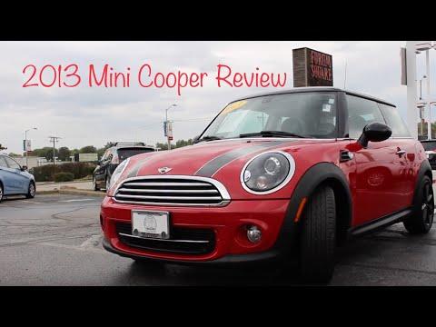 2013 Mini Cooper Review
